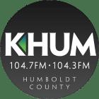 KHUM 104.7 FM 104.3 FM