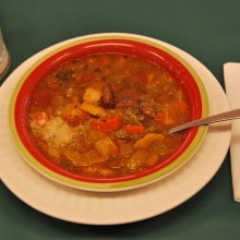 Beef Stew - Funky Monkey Cafe