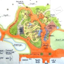 Sequoia Park Zoo Hires Architect: Concept Designs for River Otter, Salmon, and Bald Eagle Underway
