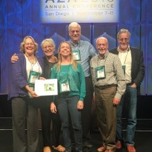 Watershed Heroes receives a national award!